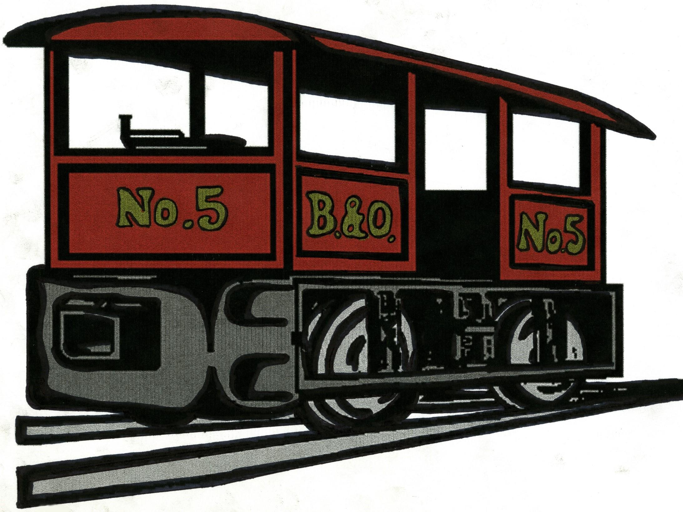 JLM Trains