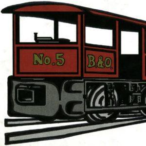 JLM Trains Parts