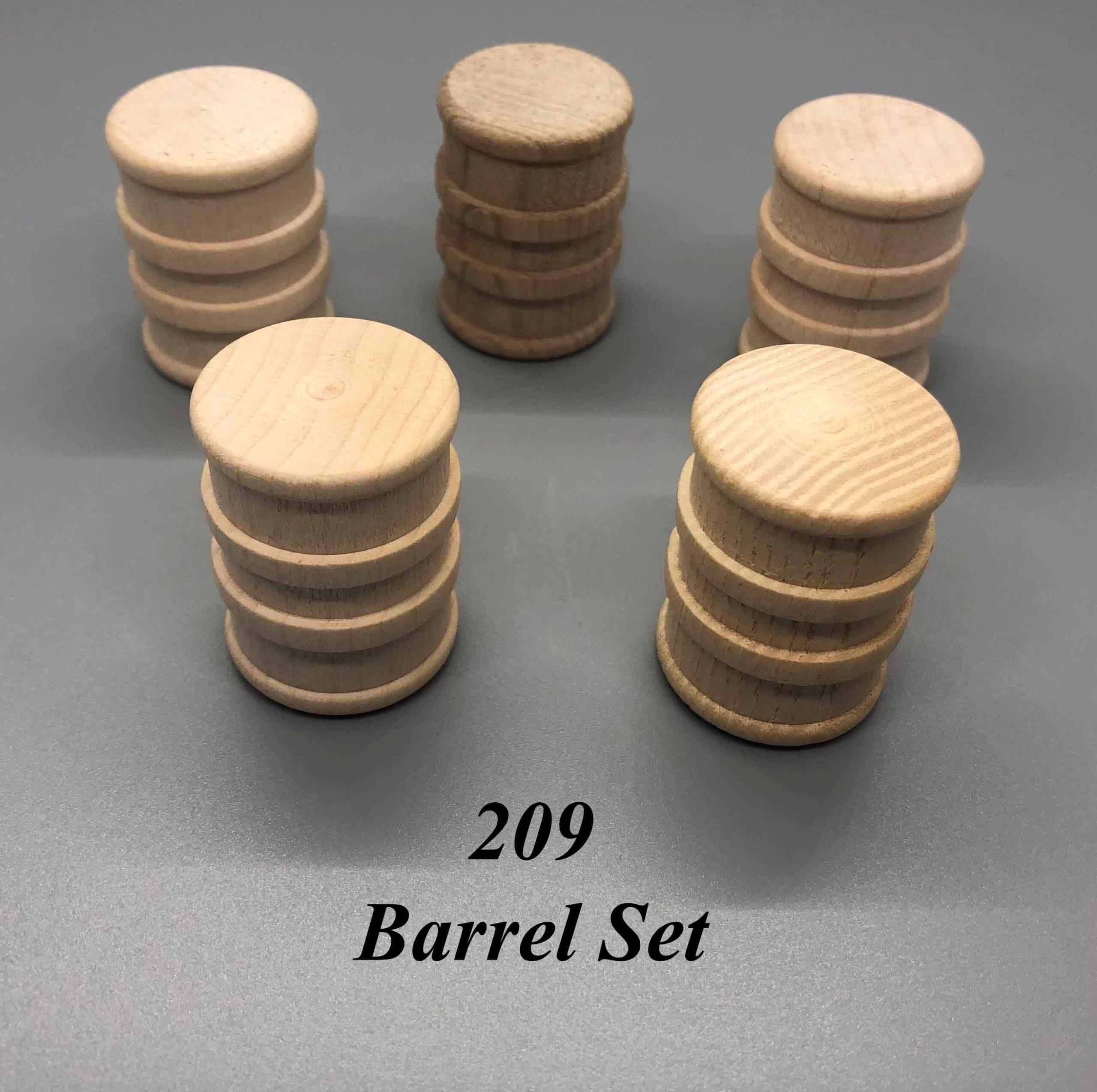 Lionel 209 Barrel Set