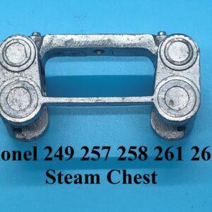 249 257 258 261 262 Steam Chest