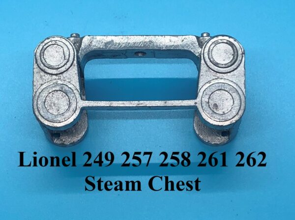 249 257 258 261 262 Steam Chest