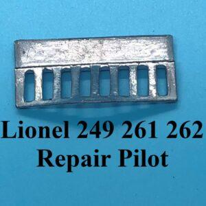 249 261 262 Repair Pilot
