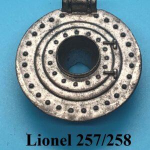 257 258 Boiler Front