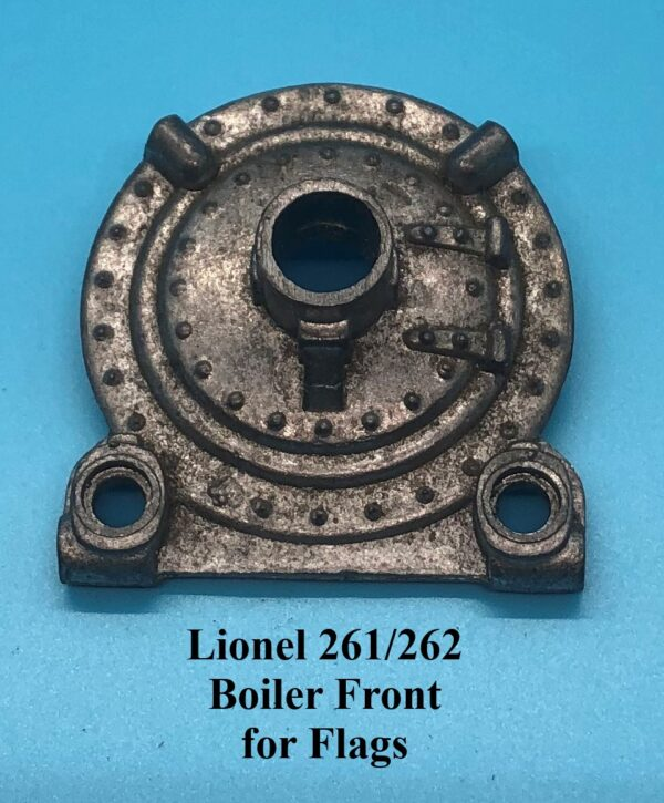 261 262 Boiler Front Flags
