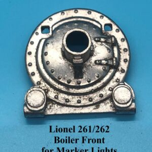 261 262 Boiler Front Markers