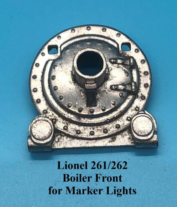 261 262 Boiler Front Markers