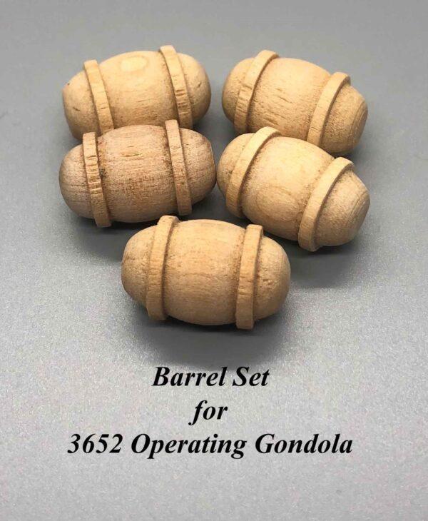 Lionel 3652 Barrel Set