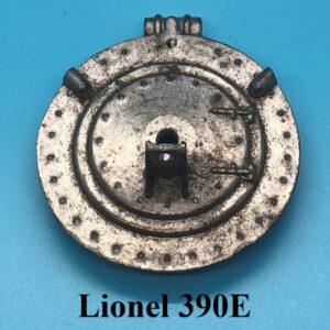 390E Boiler Front