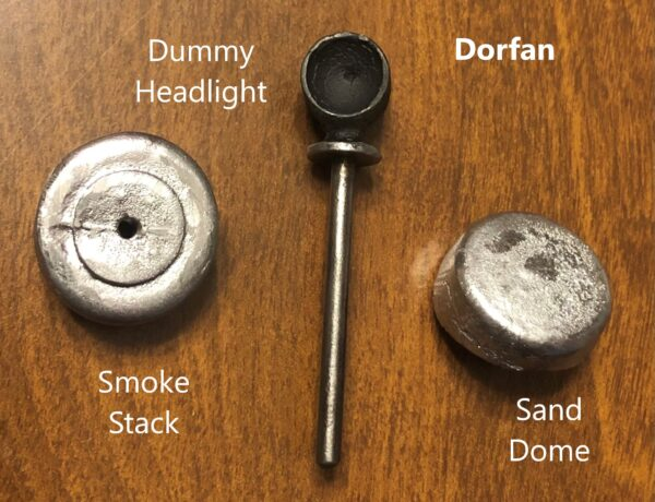 Dorfan Stack Dome Headlight