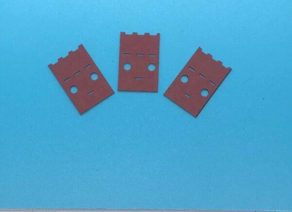 IVES Reverse Unit Fiber Boards