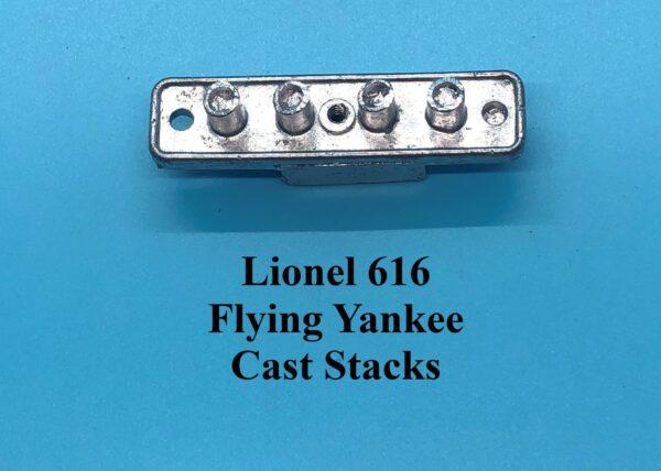 Lionel 616 Flying Yankee Stacks